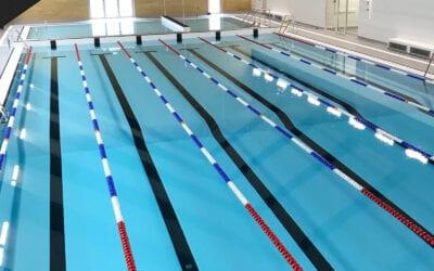 Svømmehallen åbner igen